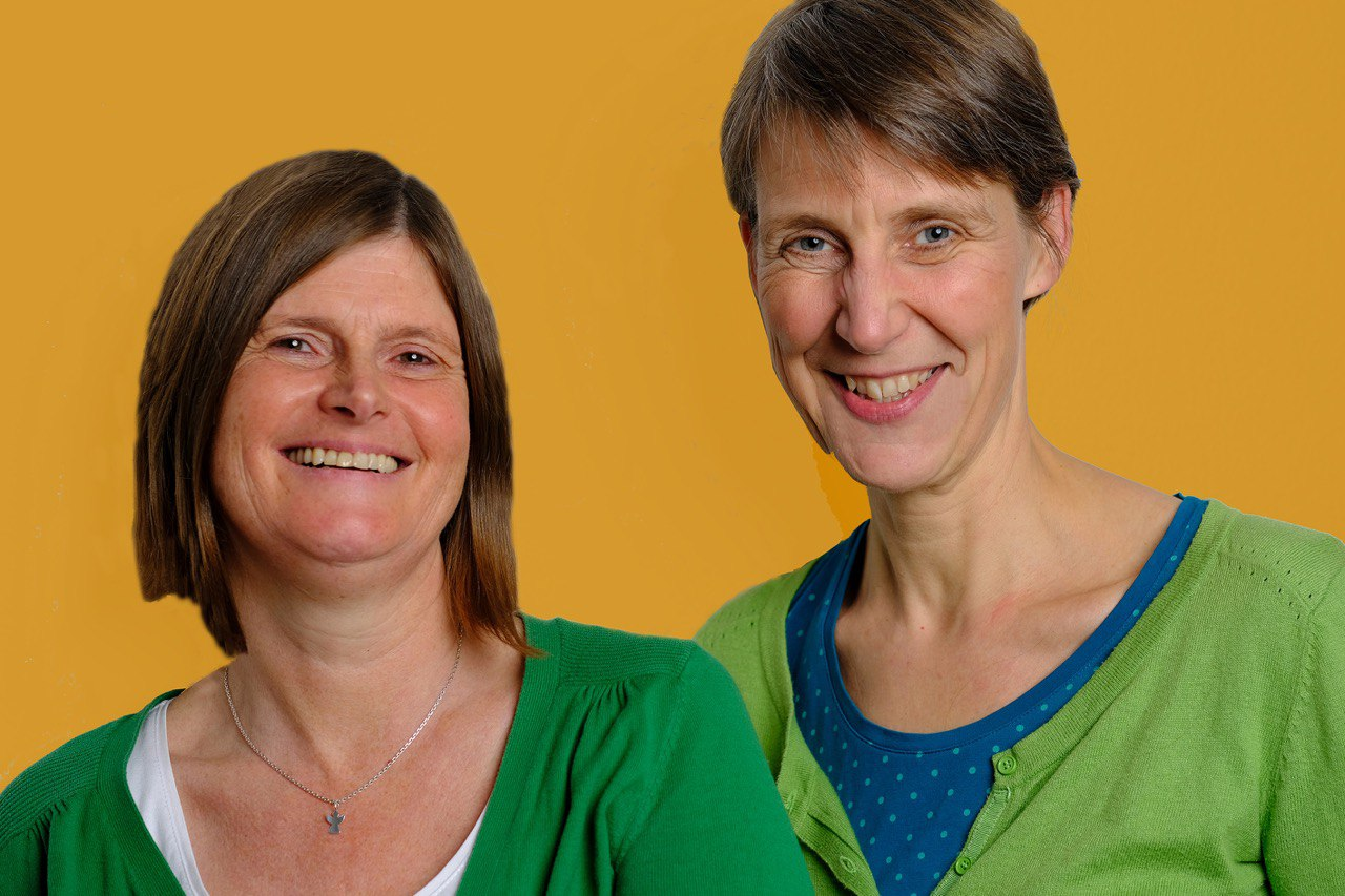 Petra Rösler & Silke Ruberg
